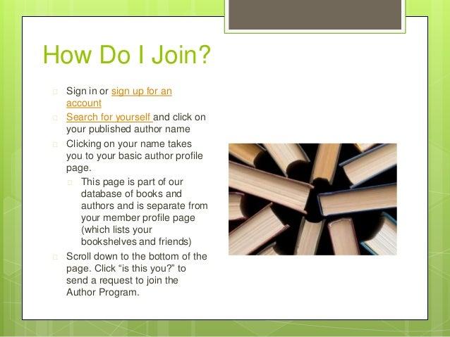 Use Goodreads Author Program As A Book Marketing Tool