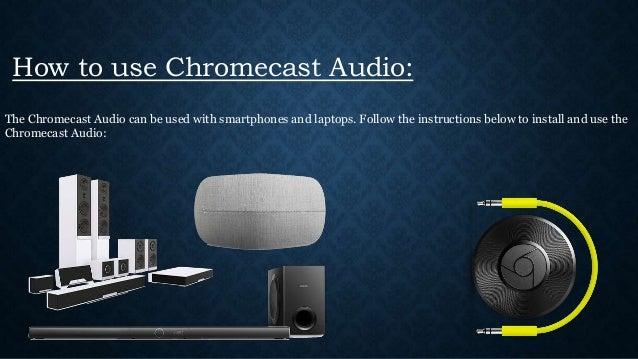 chromecast 2 setup instructions