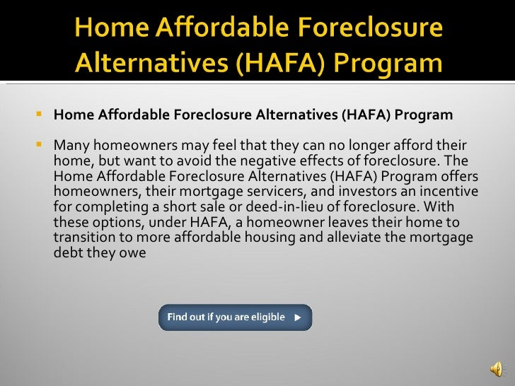 Obama 39 s home affordable modification refinance 2nd lien Home affordable modification program