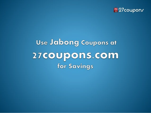 About Jabong.com Jabong is the world's online marketplace. Itcaters to the fashion needs of men, women and kids across foo...