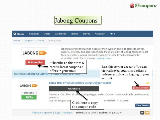 How to use coupons? Once you click on the coupon, the coupon will be copied. The respective website would be opened. Add t...