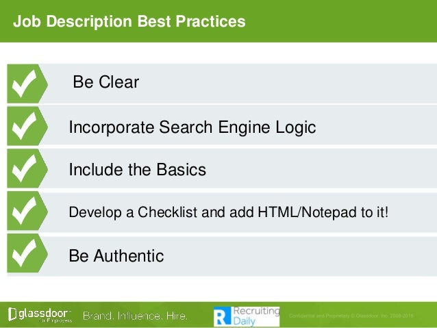Recruiter Like Marketer AB Test Your Job Descriptions
