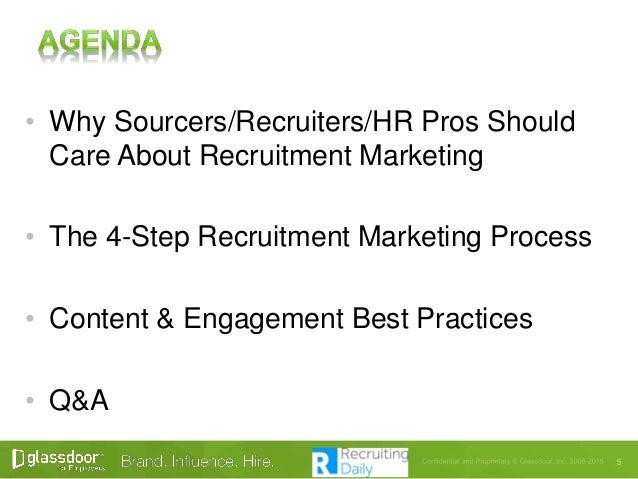 Recruiter like Marketer: A/B Test Your Job Descriptions
