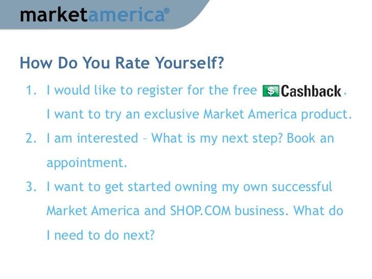 Market America UnFranchise Business Presentation (New Version)