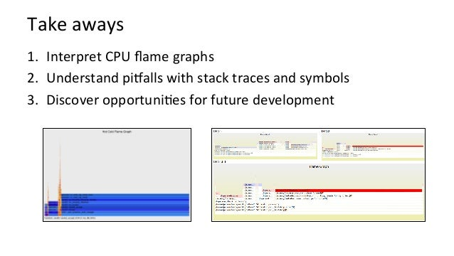"""Links&References • FlameGraphs – """"TheFlameGraph""""Communica-onsoftheACM,Vol.56,No.6(June2016) – hcp://q..."""