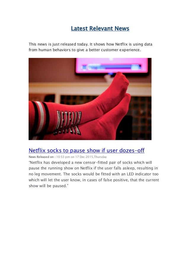 netflix case study hbr Find new ideas and classic advice for global leaders from the world's best business and management experts.