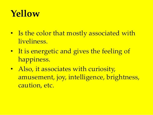 yellow is the color that - Pictures Of The Color Yellow