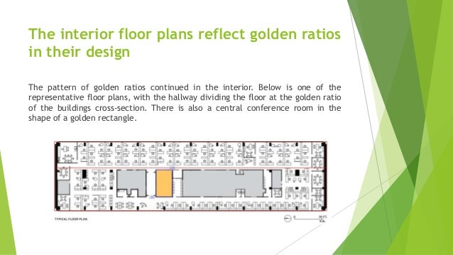 Golden Rectangle In Architecture use of golden ratio in architecture