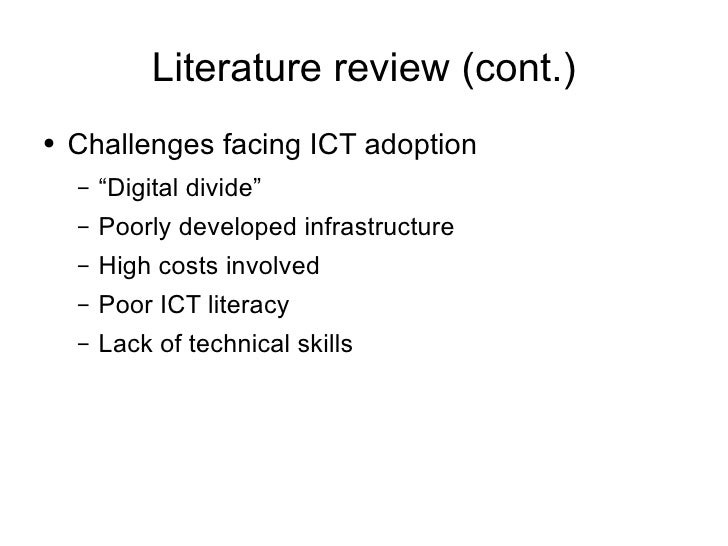 """the use of ict to help educate students Ict competencies to support student learning the extent to  standards that  graduates are """"proficient in the use of ict in learning environments"""" (p 6), while ."""