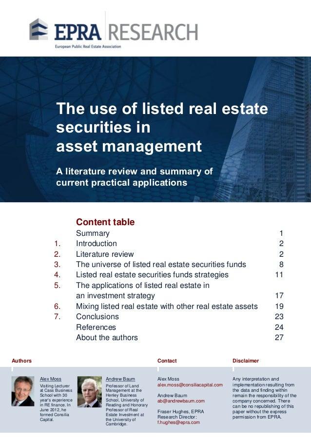 literature review on estate management system 03122014 success factors in project management  success factors in project management literature review,  construction & real estate management,.