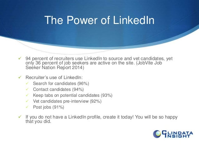 7 the power of linkedin
