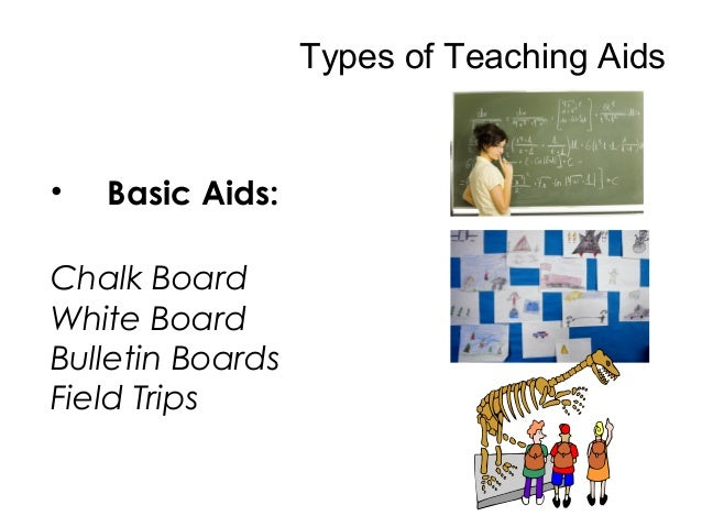 types teaching aids 1 Teaching and learning materials analysis and  l identify the different types of teaching and learning  when the trainer uses reasonably sized teaching aids.