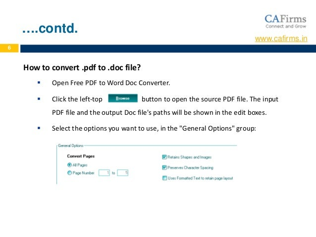 open source pdf to word doc converter