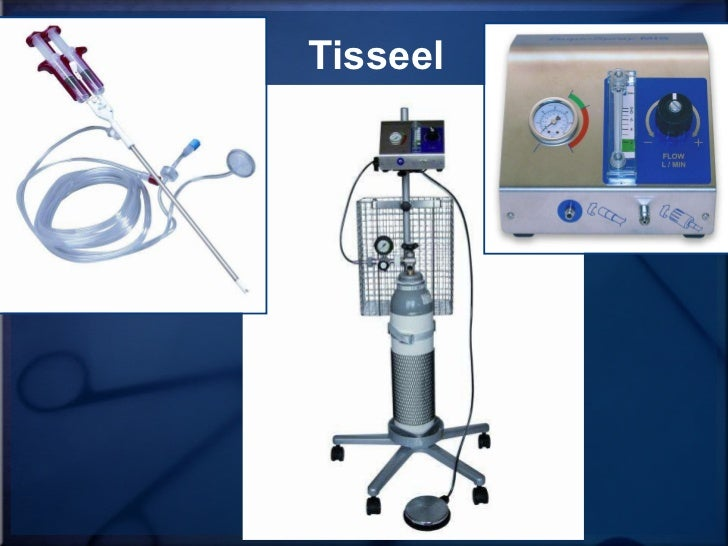 Use Of Tissue Sealants And Hemostatic Agents