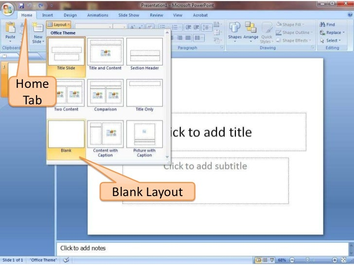Use PowerPoint to edit and save a picture