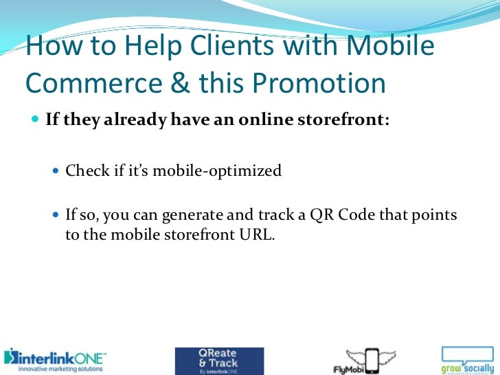 How to Use QR Codes and Mobile Websites to Take Advantage of