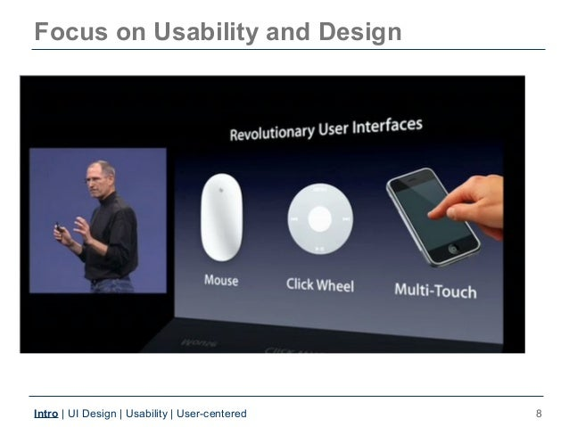 Image result for focus on usability ui