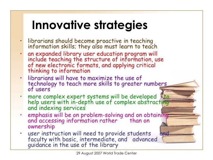 Innovative Instructional Strategies Expert User Guide