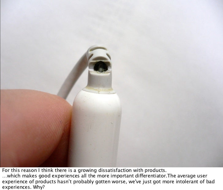Apple's worst product ever by albertus on Flickr            Growing dissatisfaction                with products         O...