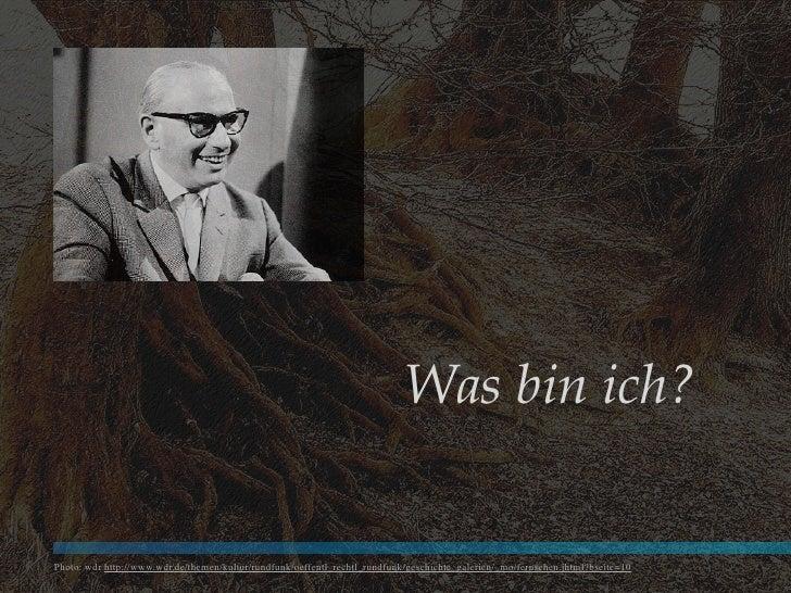 Was bin ich?   Photo: wdr http://www.wdr.de/themen/kultur/rundfunk/oeffentl_rechtl_rundfunk/geschichte_galerien/_mo/fernse...