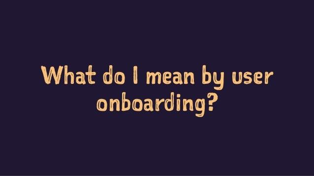 User onboarding for WordPress plugins Slide 3