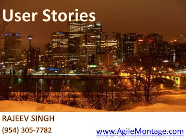 www.AgileMontage.com