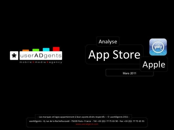 Analyse                                                                                 App Store                      ...