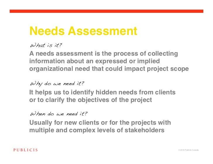 User Experience Deliverables Slide 3