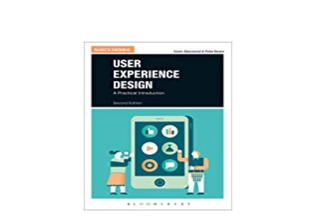 P D F Library User Experience Design A Practical Introduction