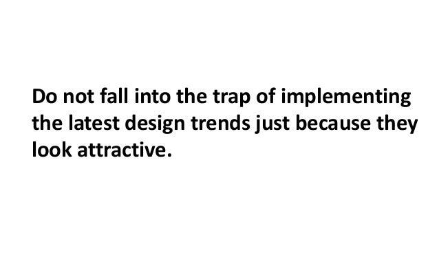 User experience design strategies