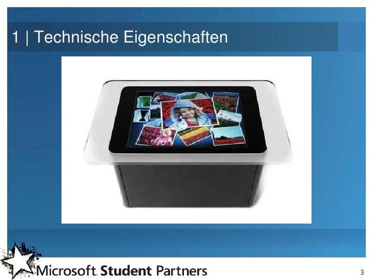 Usergroup 02 Berlin Surface Slide 3
