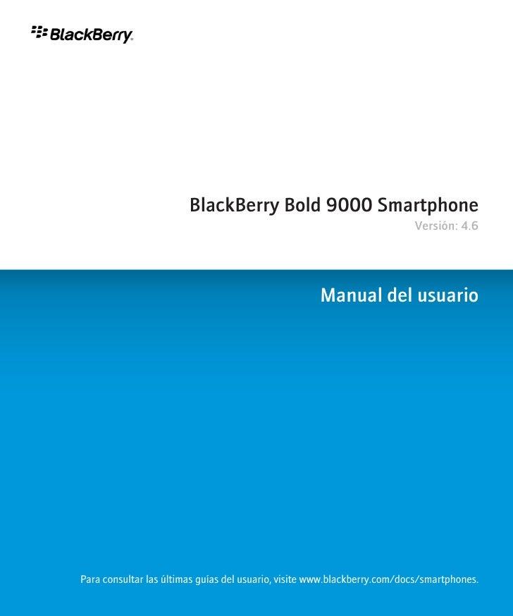 Userguide bb9000 umts