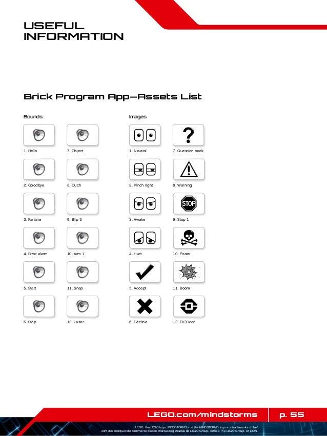 user guide lego mindstorms ev3 10 all enus 2 rh slideshare net lego mindstorms ev3 programming guide pdf LEGO Mindstorms EV3 Robots