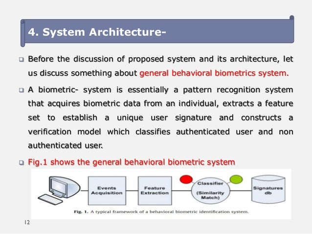 user authentication through mouse dynamics Keywords: user authentication, biometrics, mobile devices, touchscreen  virtual  keyboard displayed on the screen and typed using the display  touchscreen  dynamics versus mouse dynamics mouse dynamics is a.
