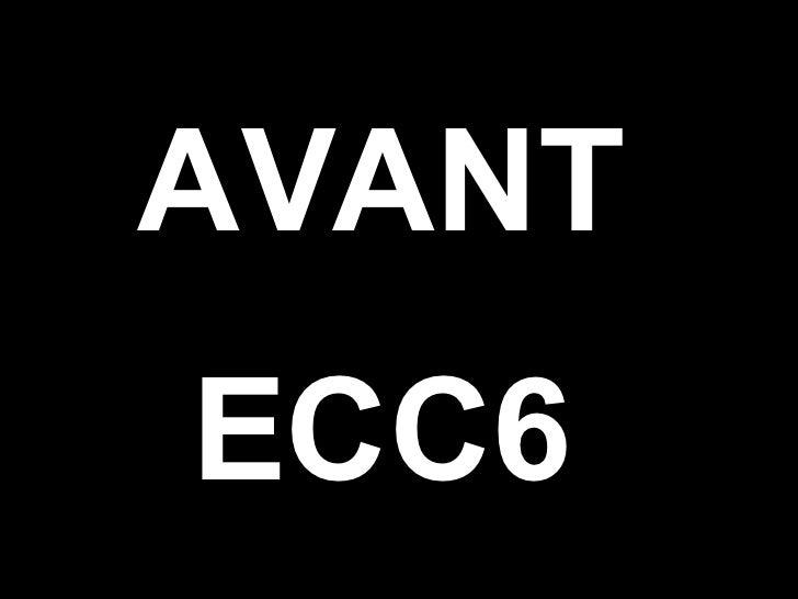 AVANT ECC6