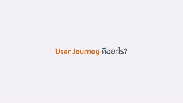User Journey (WordCamp Bangkok) Slide 3