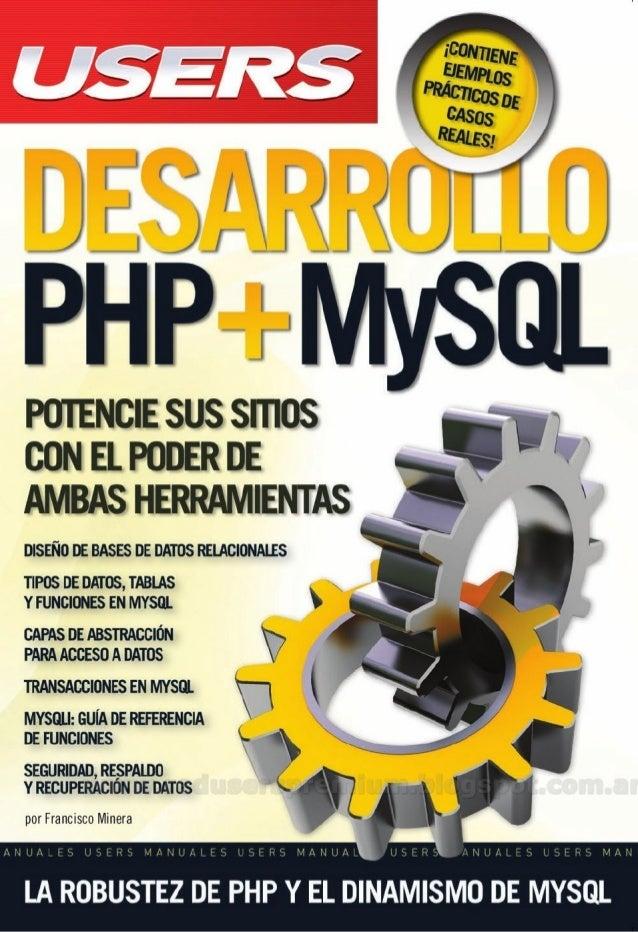 Users - Desarrollo PHP + MySQL