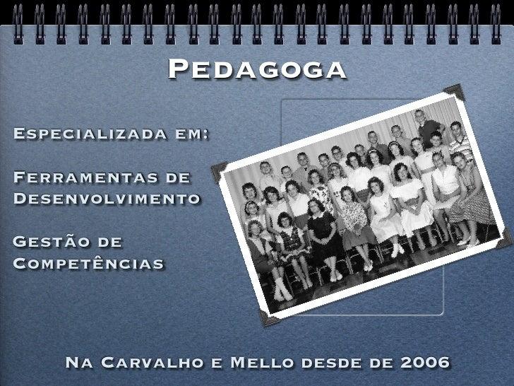 Martha Carvalho Curriculum Slide 2