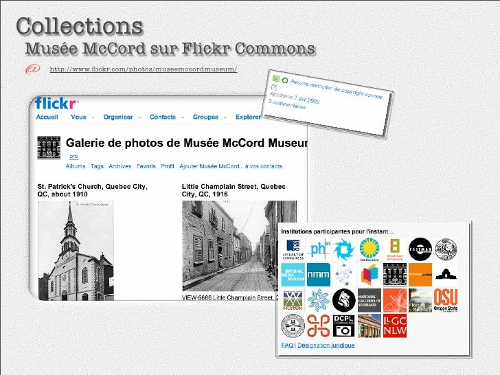 Collections Musée McCord sur Flickr Commons   http://www.flickr.com/photos/museemccordmuseum/