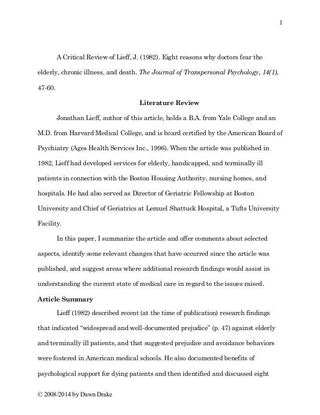 Article analysis essay help
