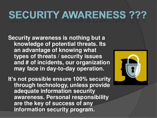 user security awareness
