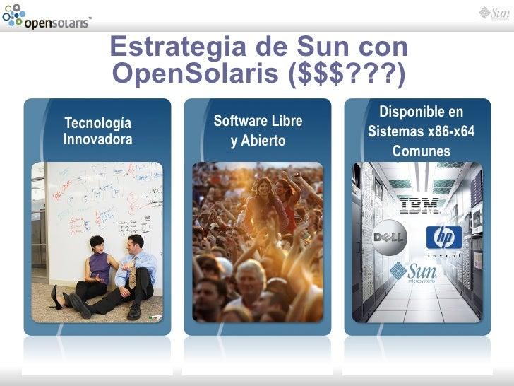 Introducción a OpenSolaris Slide 3