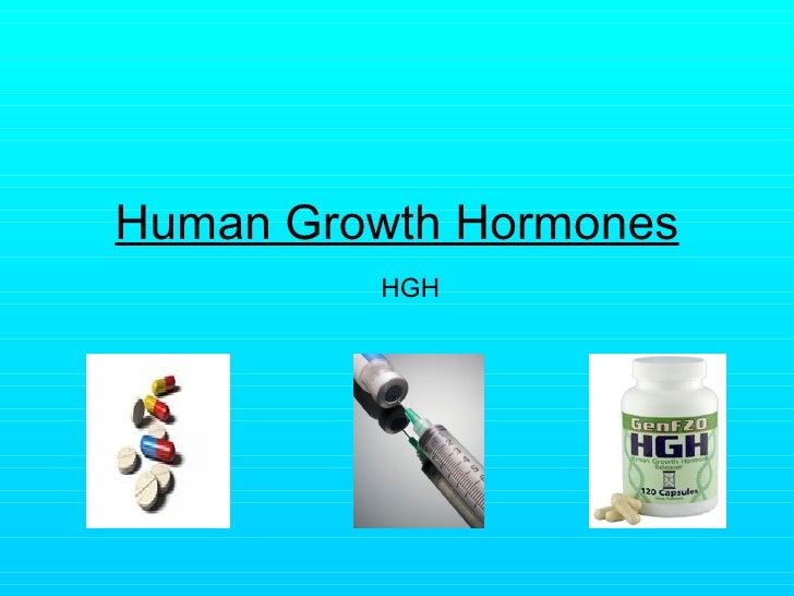 Human Growth Hormones   HGH