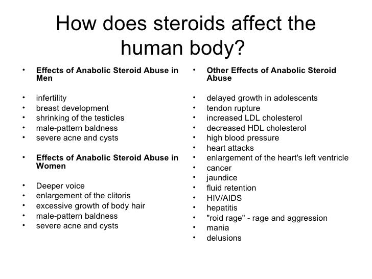 side effect of steroid shot for cold