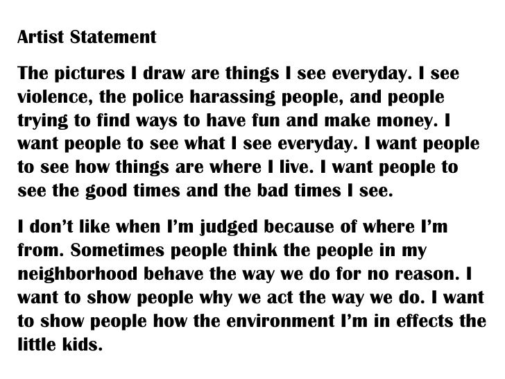 Essay people portrait reflection