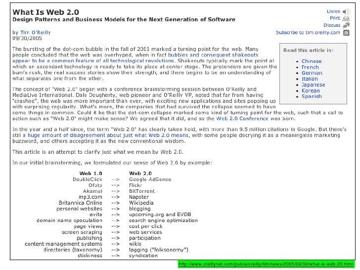 http://www.oreillynet.com/pub/a/oreilly/tim/news/2005/09/30/what-is-web-20.html