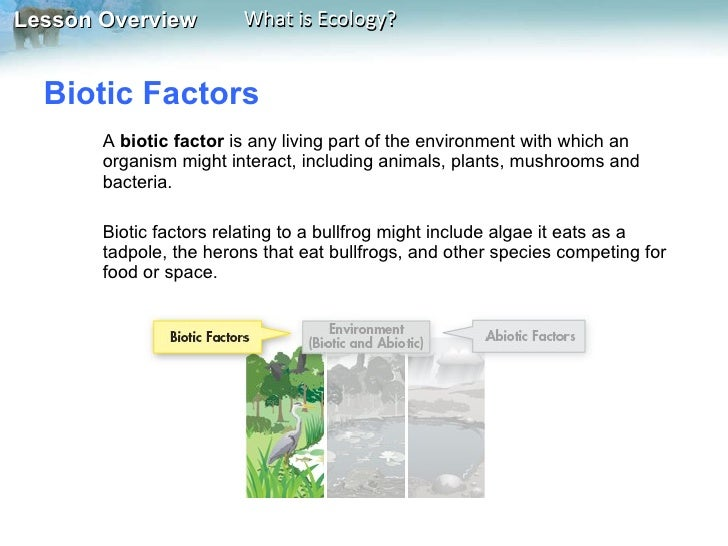 Miller Section 31 Intro To Ecology