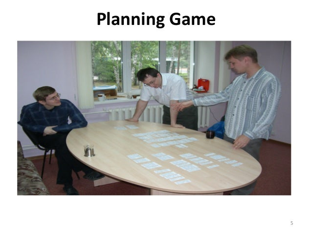 PlanningGame 5