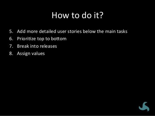 User Story Mapping - mini iad 2014 (Armani, Rodriguez)