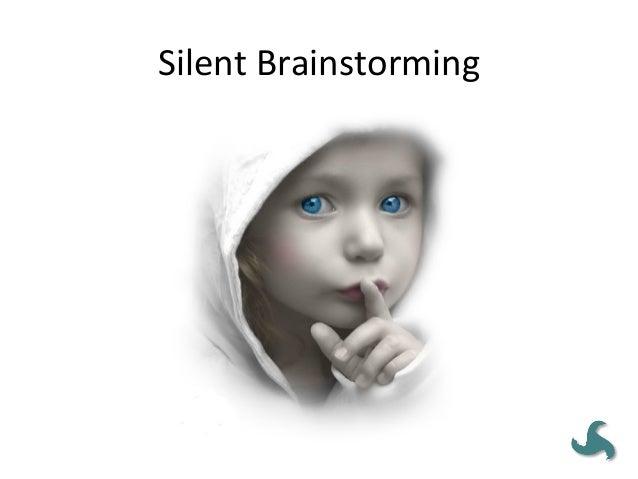Silent  Brainstorming
